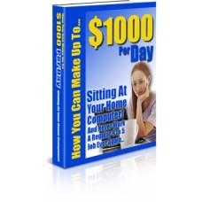 $1000 Per Day