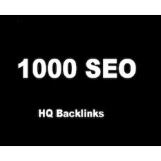 1000 High PR Wiki Backlinks and rank higher on Google