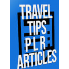 1200 Travel PLR Articles