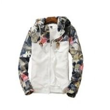 Women's Hooded Jackets Summer Causal windbreaker Women Basic Jackets Coats