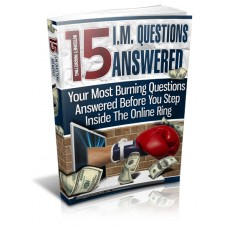 15 Internet Marketing Questions Answered