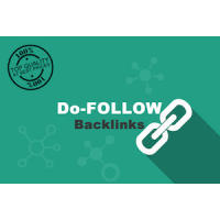 1800 DoFollow backlinks