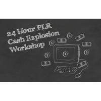 24Hr PLR Cash Explosion Video Course