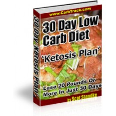 30-Day Low Carb Diet 'Ketosis Plan