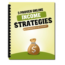 3 Proven Income Strategies Video Course