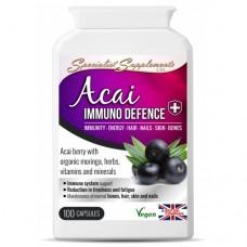 Acai Immuno Defence v2 caps