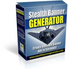 Amazing Stealth Banner Generator