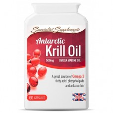 Antarctic Krill Oil v2 gel caps