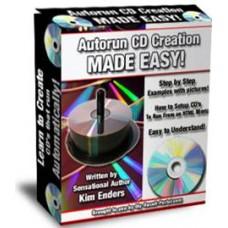 Autorun CD Creation Made Easy