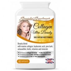 Collagen Ultra Beauty v1 (CCX60) caps