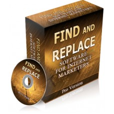 Find And Replace Software