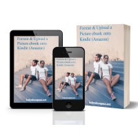 Format & Upload a Picture ebook onto Kindle (Amazon)