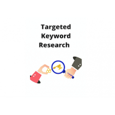 Keyword Research To Your targeted niche- Rank High SEO