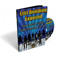 List Building Exposed Video Course