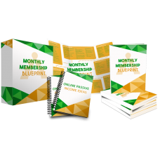 Monthly Membership Blueprint Video Course