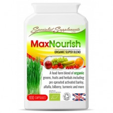 MaxNourish organic v2 (MSFO) caps