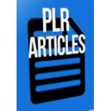 10740 PLR Articles
