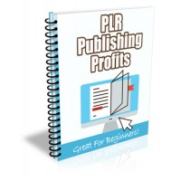 PLR Publishing Profit Tips