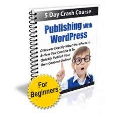 Publishing With WordPress Crash Course Package