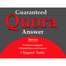 DO 10 HG Quora Answer with promote Your Website/Business
