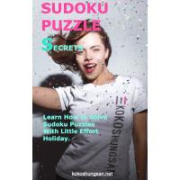 Sudoku Puzzles Secrets With MRR
