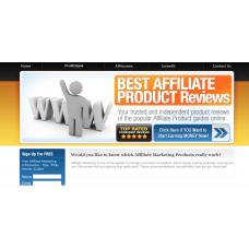 100% Autopilot Money Making Clickbank Affiliate Website-Affiliate marketing niche