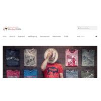 T-Shirt design website for sale