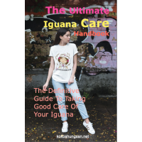 The Ultimate Iguana Care Handbook With MRR
