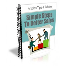 The Simple Steps To Better Sales Newsletter
