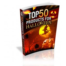 Top 50 Halloween Products