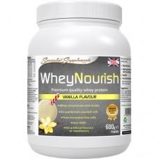 WheyNourish - vanilla v2 (WPP600V) pdr