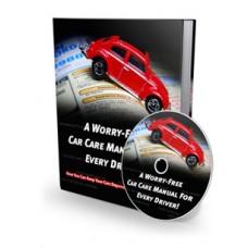 Worry Free Car Care Manual