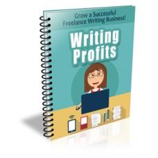 Writing Profits
