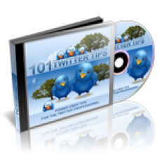 101 Twitter Tips Audio Video Course