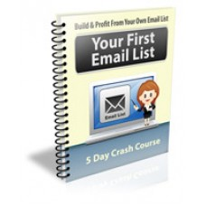 Your First Email List