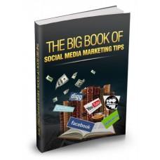The Big Book of Social Media Marketing Tips