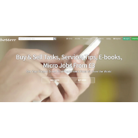 Micro job freelance website for sale