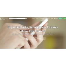 Micro job freelance website for sale
