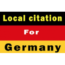 Create 20 best germany local citations