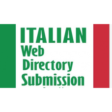 Manually 52 italian high PR web directory submissions