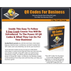 QR Codes For Business Crash Course Package