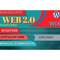 30 web 2.0 backlinks for your site-SEO Rank High