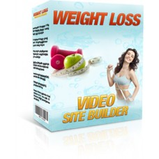 Weight Loss Video Site Builder