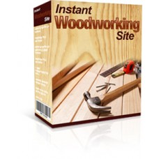 Instant Woodworking Website