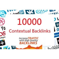 SEO Backlinks Create 10000 contextual backlinks using gsa Site Rank Higher
