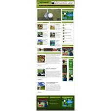 Established Clickbank Affiliate Blog Website-Golf Niche