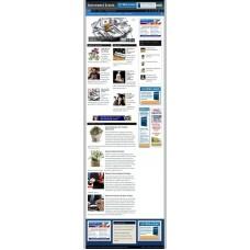Established Clickbank Affiliate Blog Website-Government Grants Niche