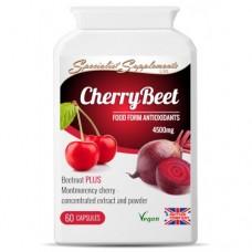 Specialist Supplements CherryBeet caps