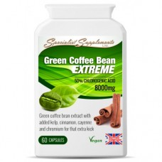 Green Coffee Bean EXTREME v1 (GCE60) caps