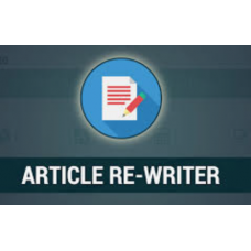 Online Article Rewriter Spinner (Quarterly Package)